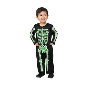 Kmart Kids glow in the dark skeleton onesie | Halloween Costumes ...