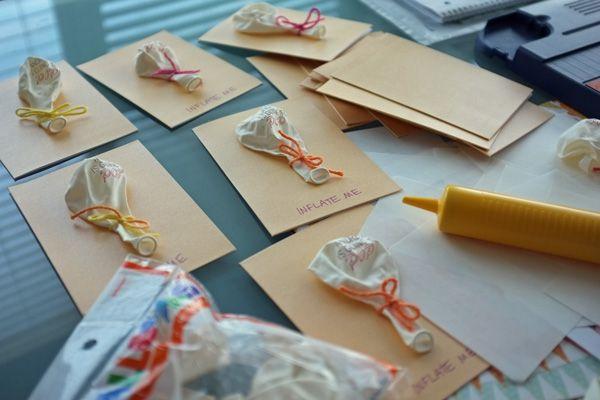 magical balloon invitations diy pinterest balloon invitation