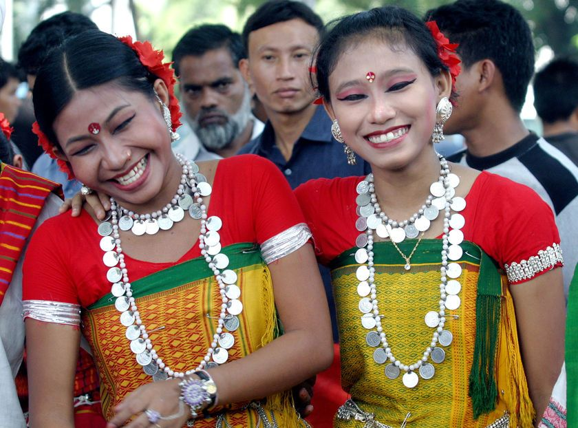 World traditional Attires The research found Bangladeshi