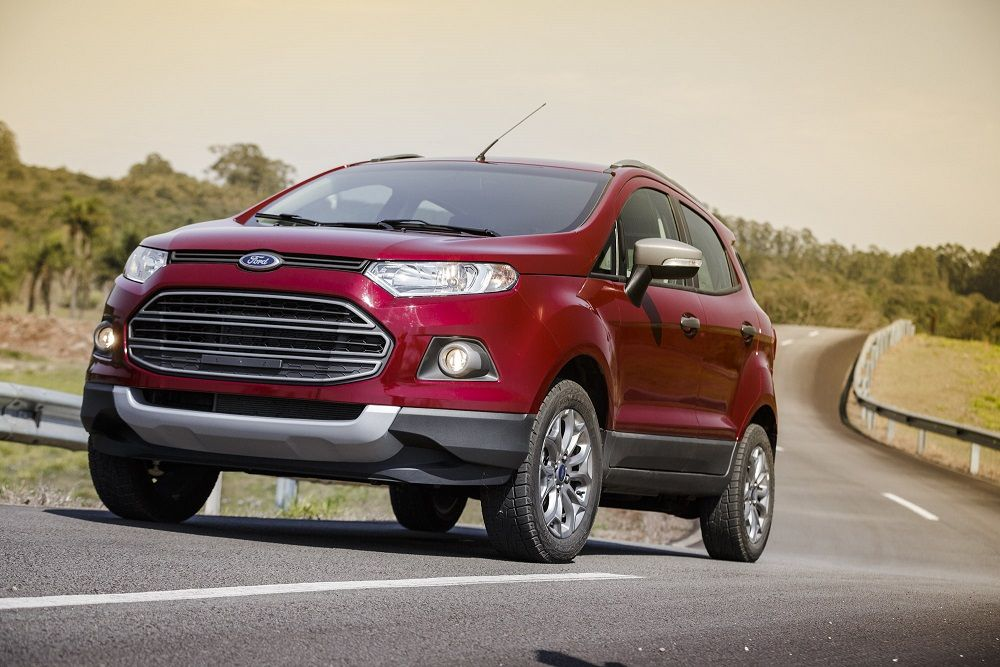 My2017 Ford Ecosport Launched In Brazil Ford Ecosport Product Launch Ford