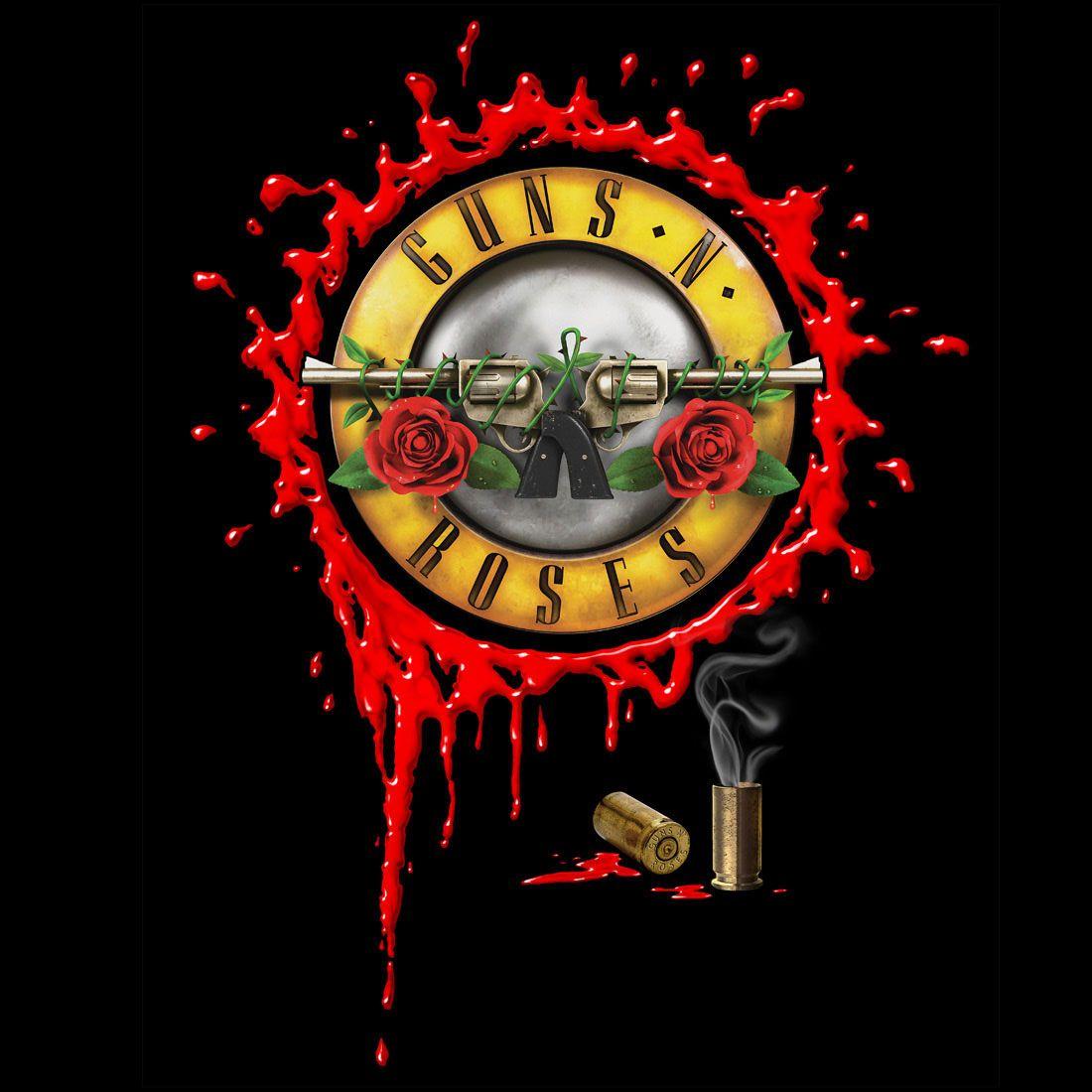Gorockfest Com Guns N Roses Tour Dates 2017 Portadas De álbumes De Rock Logos De Bandas Carteles De Rock