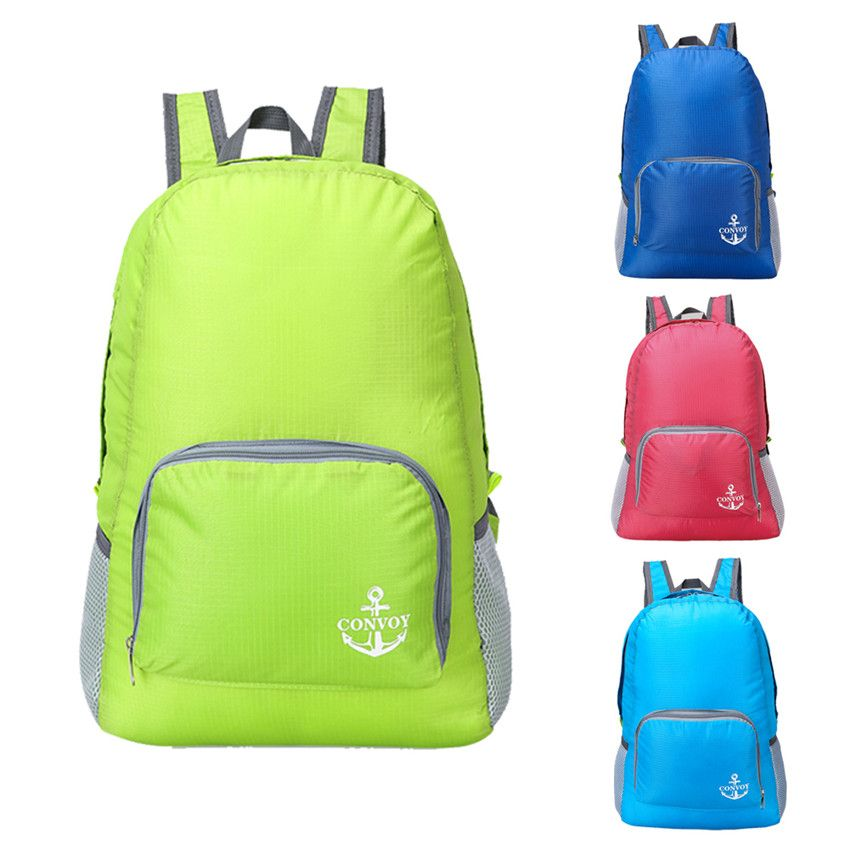 dcf0962cbd Waterproof Gym Cycling Bag Women Foldable Backpack Nylon Outdoor Sport  Luggage Bag For Fitness Climbing Foldable Men Travel Bags