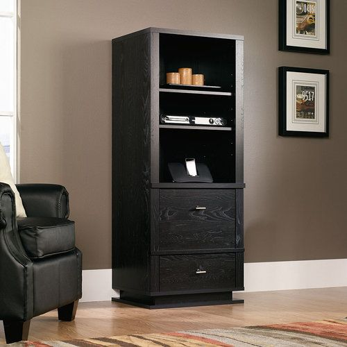 Sauder Meretto Pier Audio Cabinet   Walmart.com