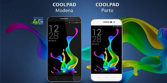 Διαγωνισμός Germanos με δώρο ένα κινητό COOLPAD Porto και ένα COOLPAD Modena