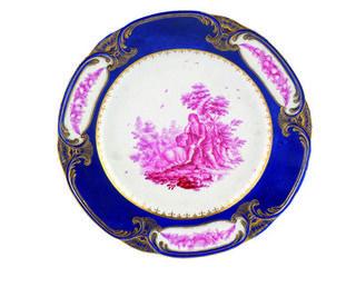 Interessanti risultati per le ceramiche nell'asta Wannenes a Genova