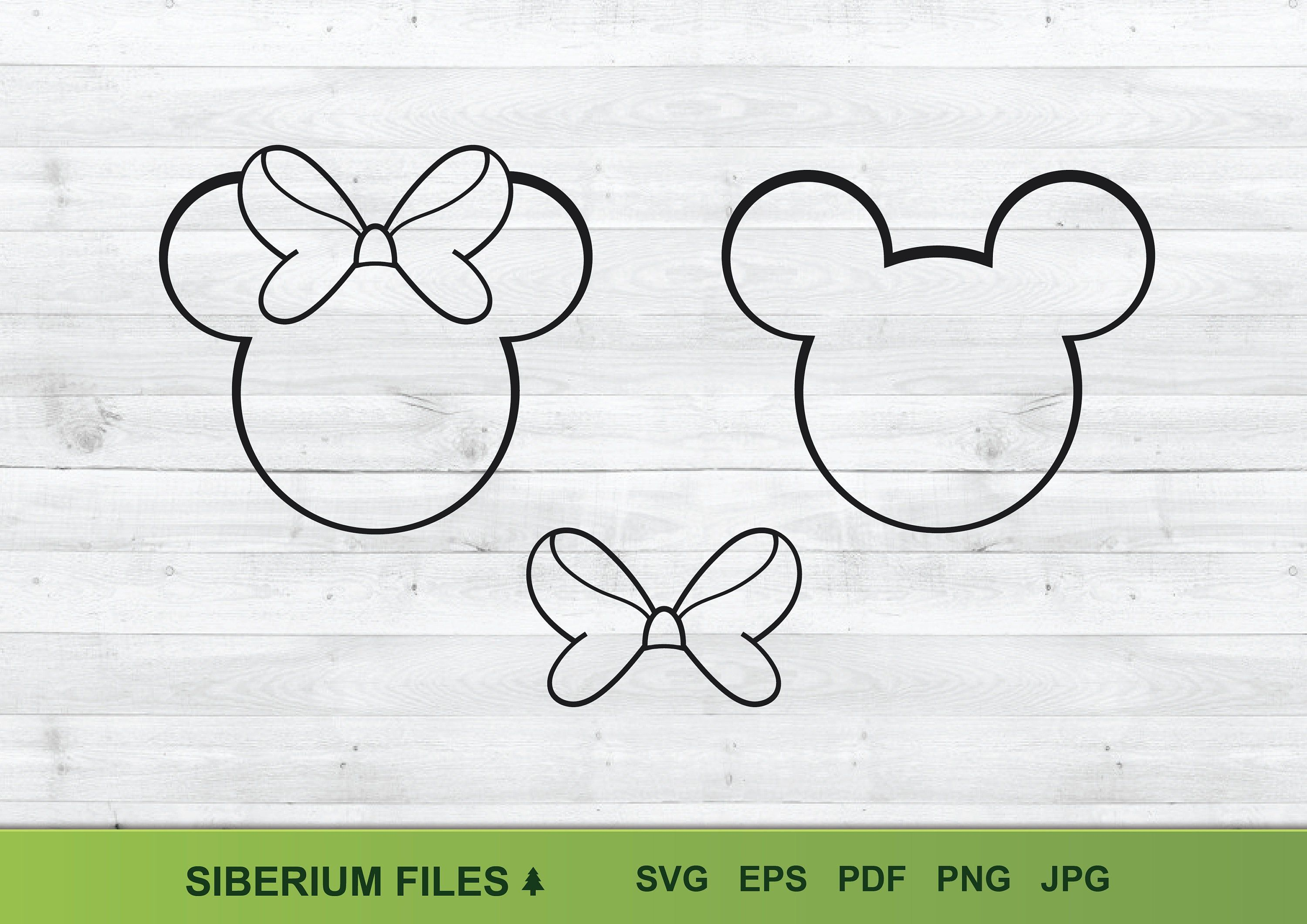 Mickey Mouse svg. Mickey Outline Head Svg, Mickey Mouse