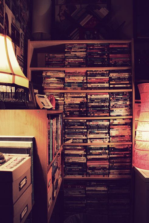 Building a Movie Library