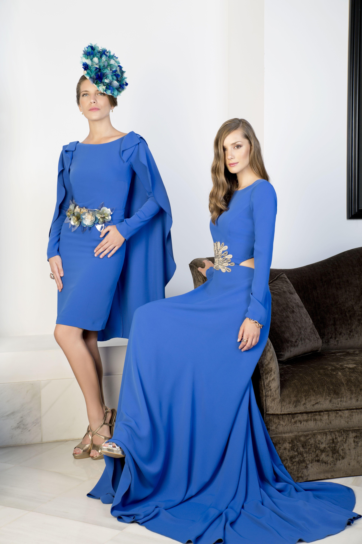 2170d67bd Modelo 17405A-17041A de Ana Torres 2017. Originales vestidos de fiesta