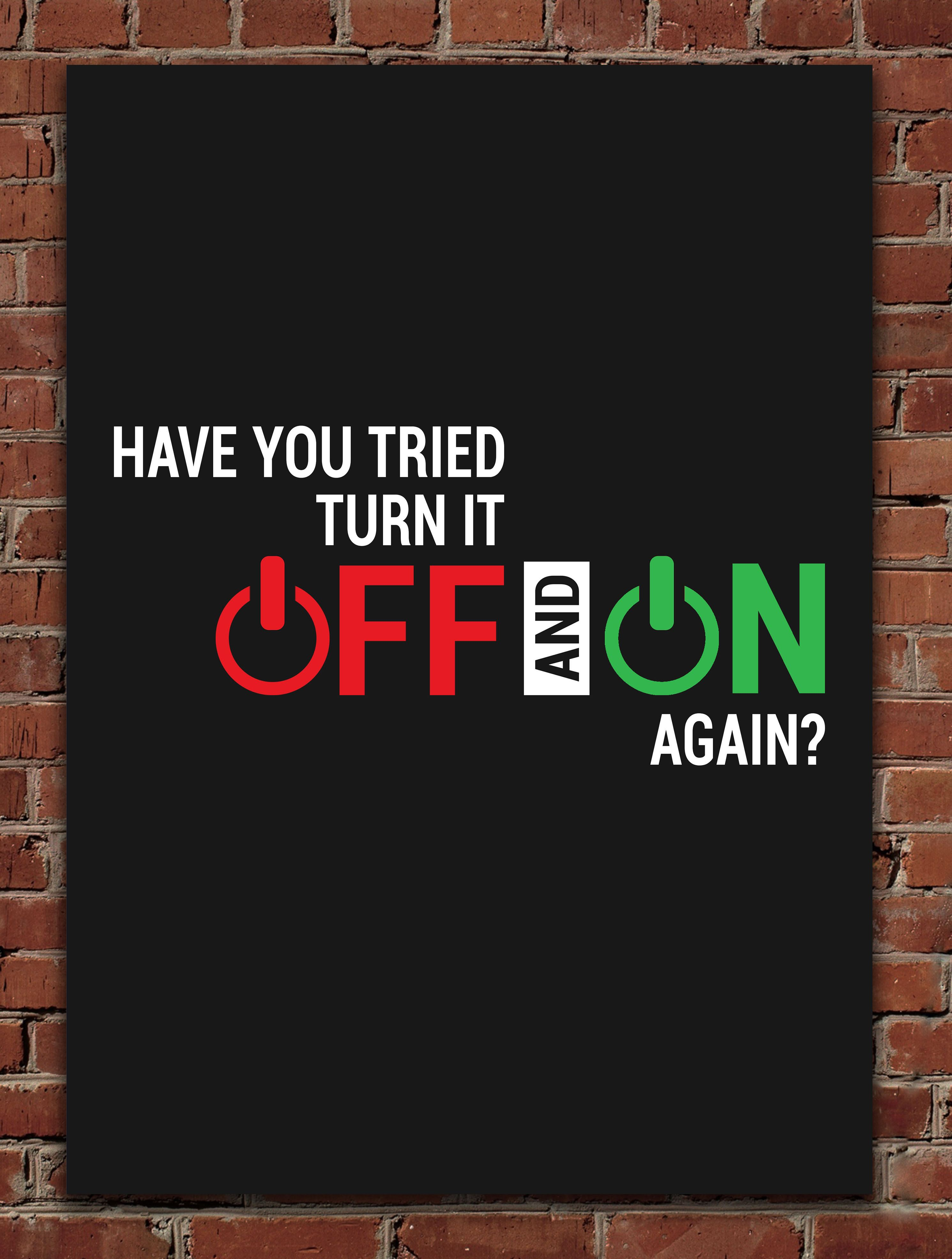 Programmer Funny Quote Poster Print By Posterworld Displate Programmer Humor Programmer Jokes Geek Quotes