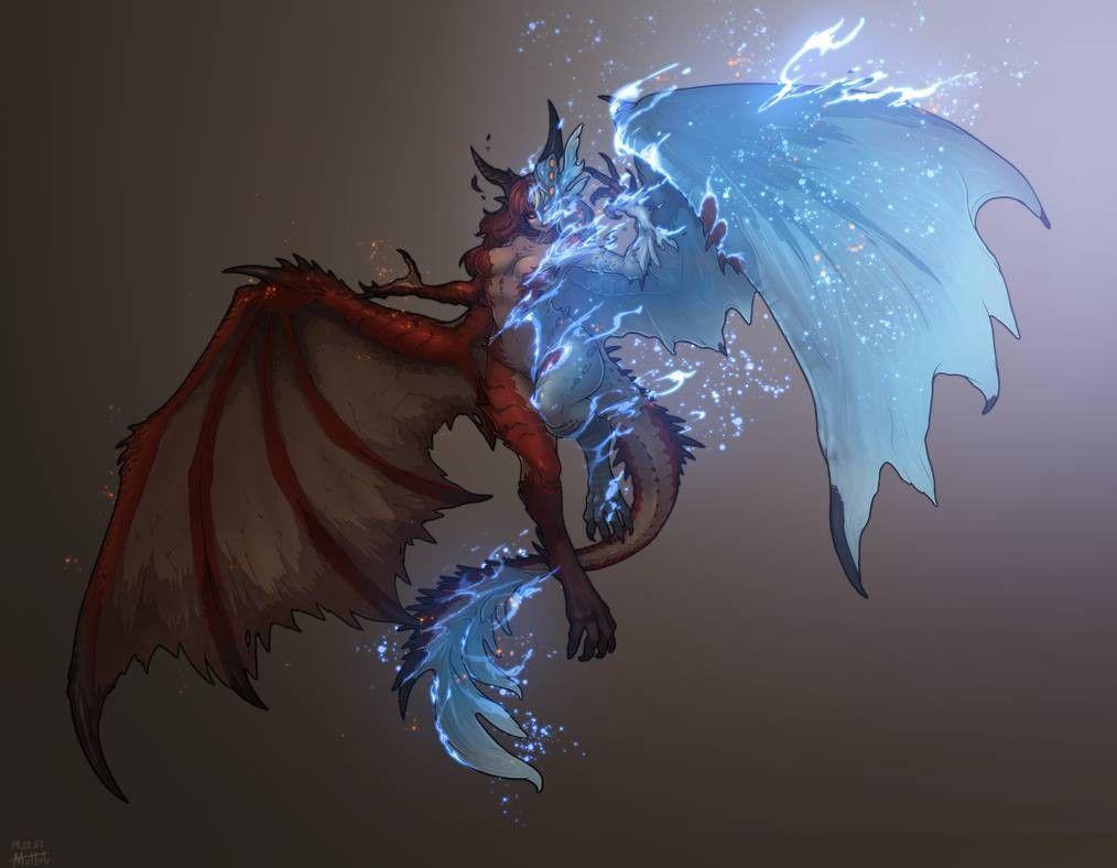 Amazing Safi Jiiva Art By Muhut 3 Monster Hunter Art Monster