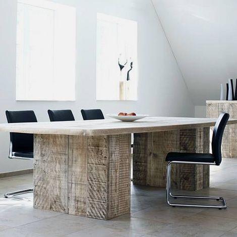 mesas r sticas con sillas de otros estilos mesas para