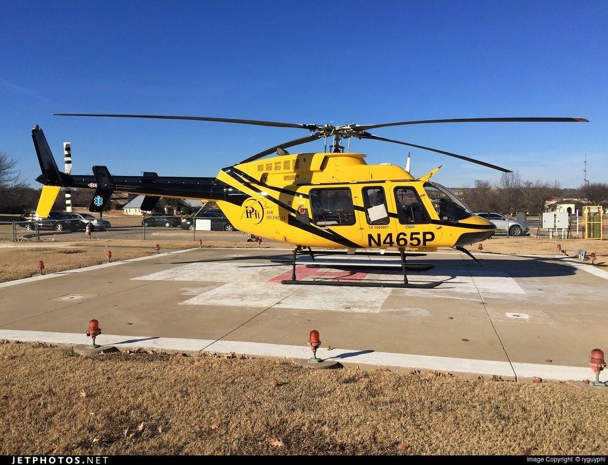 PHI Air Medical Med 10 Medical City Denton Helipad, Denton