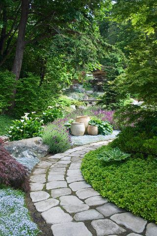 Photo of You will be inspired by these creative and inviting garden paths – sunset be …