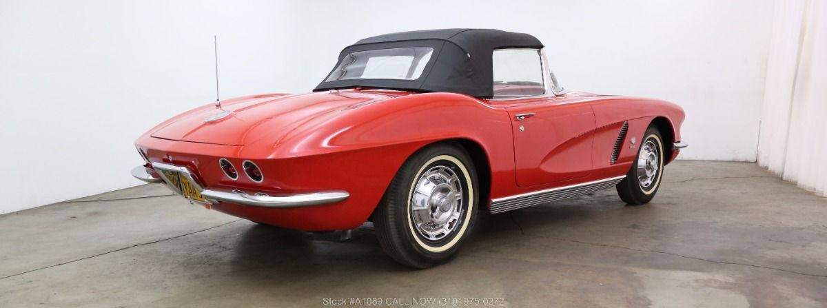 1962 Chevrolet Corvette Fuelie Convertible Beverly Hills