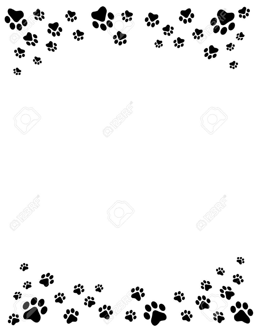 Black And White Pictures Of Dog Paws Blog Lif Co Id