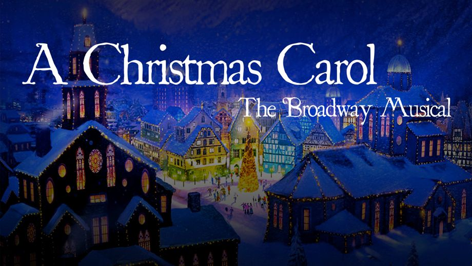 """Families created by friendship as well as by birth. """"A Christmas Carol-The Broadway Musical ..."""