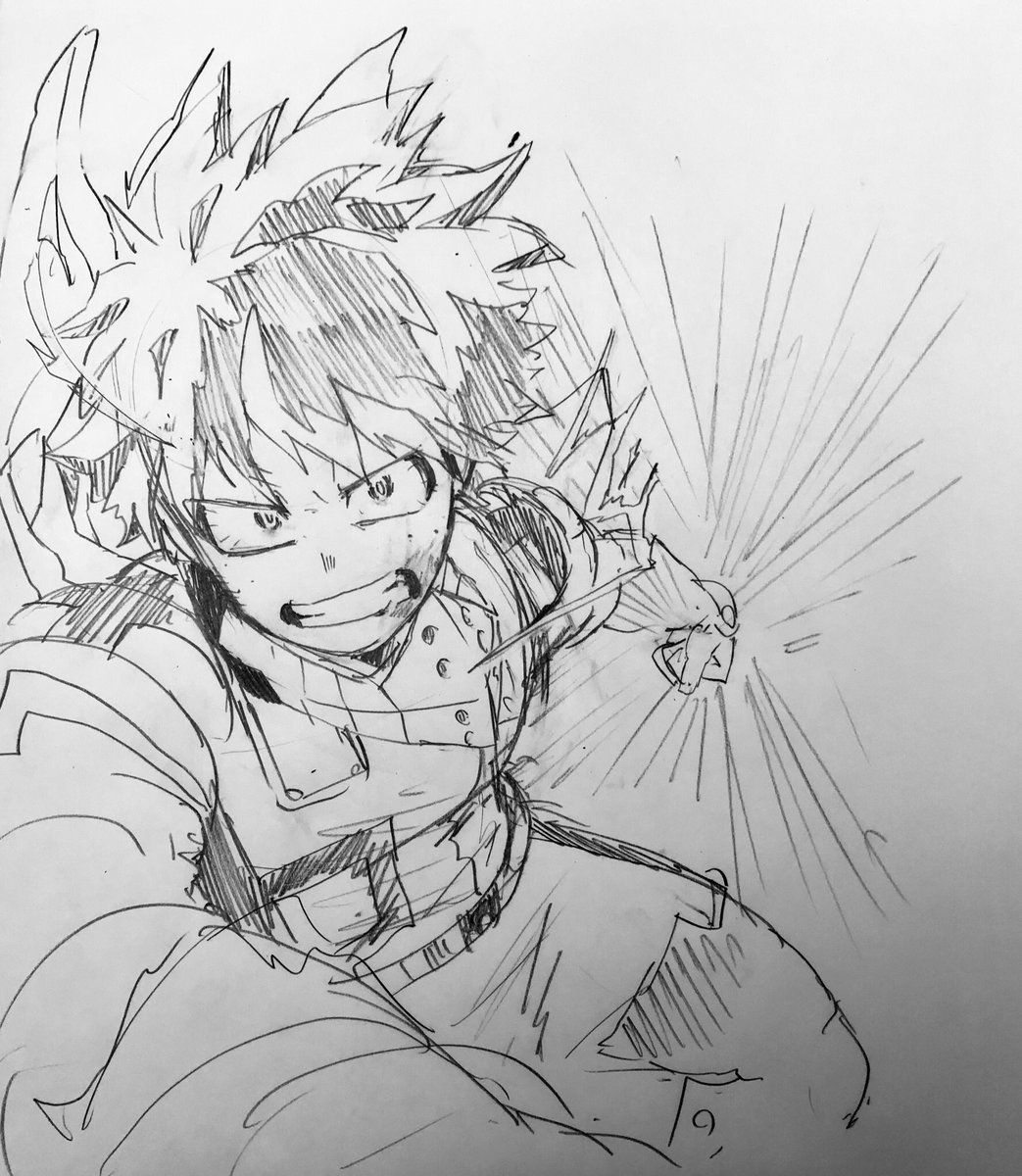 Boku No Hero Academia Midoriya Izuku Hero Anime Drawings Boku No Hero Academia