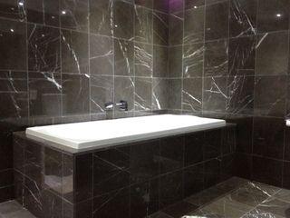 Pietra Grey Polished Bathroom Application Grey Marble Bathroom