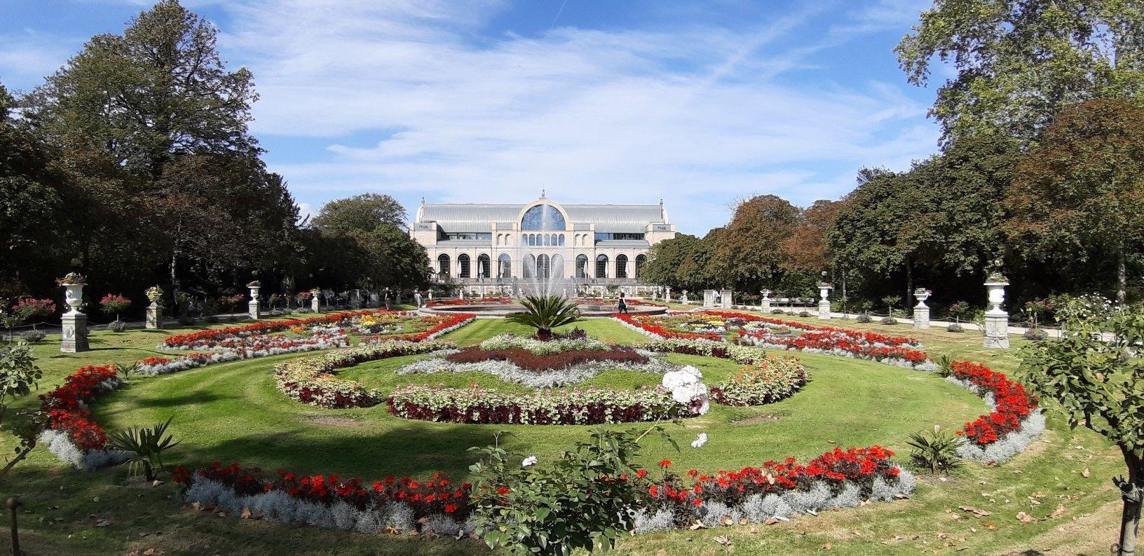 Flora Und Botanischer Garten Koln Keulen