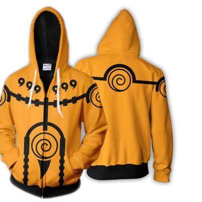 Anime Ks Store Online Store Powered By Storenvy Zipper Hoodie Sweatshirt Naruto Nine Tails Naruto Nine Tails Mode