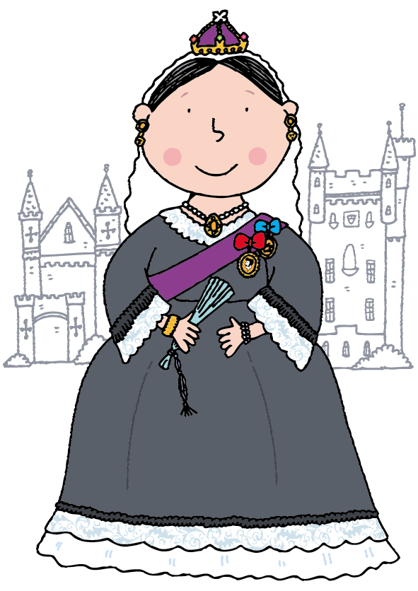 Image result for queen victoria clipart