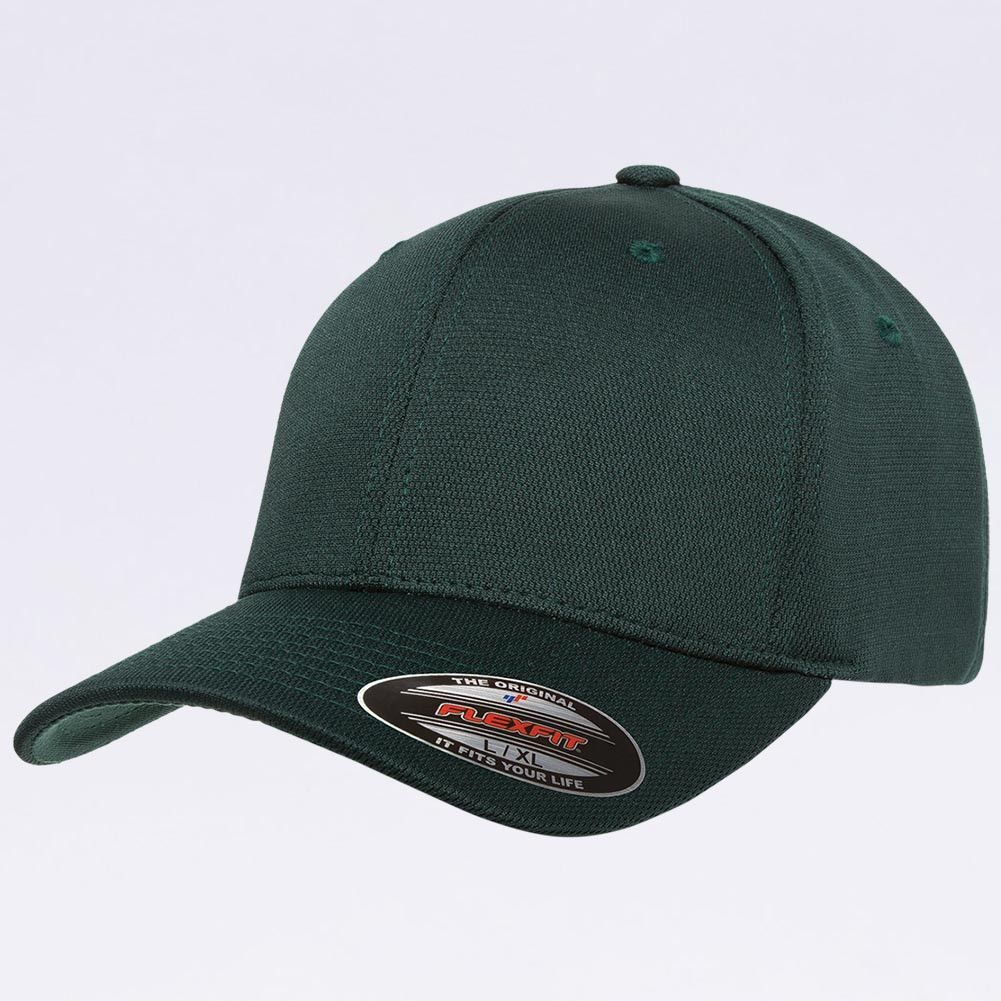 Wholesale Flexfit 6597 Cool & Dry Sport Hat [Spruce]