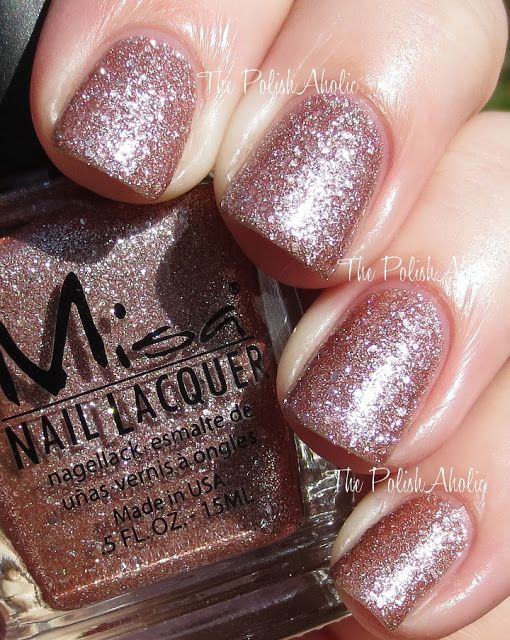 Misa Nail Laquer - Flutter and Feather | Nailed It!!!! | Nails, Nail ...