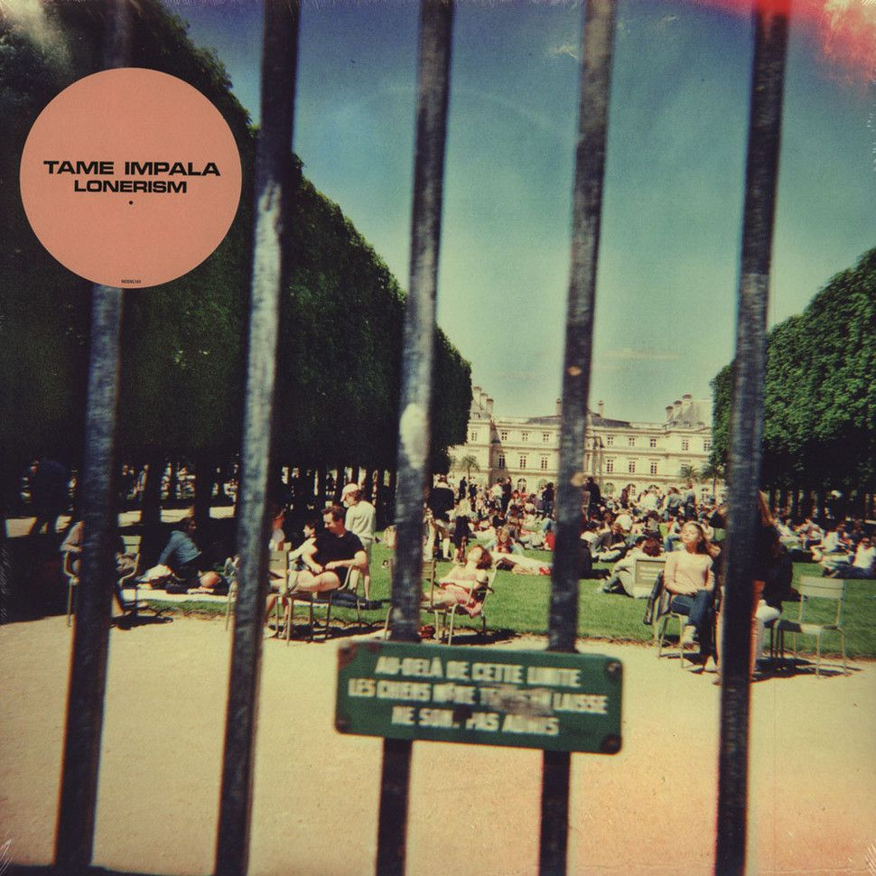 Buy Tame Impala - Lonerism - Vinyl 2LP - 2012 - US - Reissue online on HHV - Discover Selected Music & New Releases available in our Online Record Shop - Worldwide Shipping!