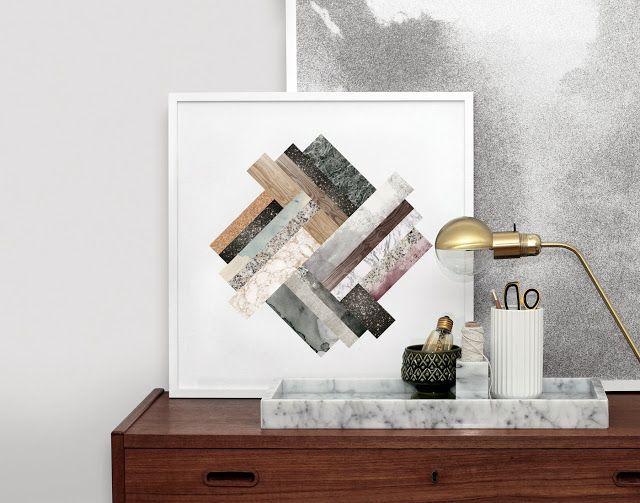 Hviit // Love your style, love your home: Kristina Krogh snart på veggen