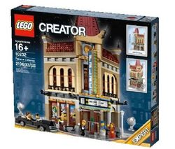 Lego 10232 Prestige Cinema Palace Creator Marque dCoBerx