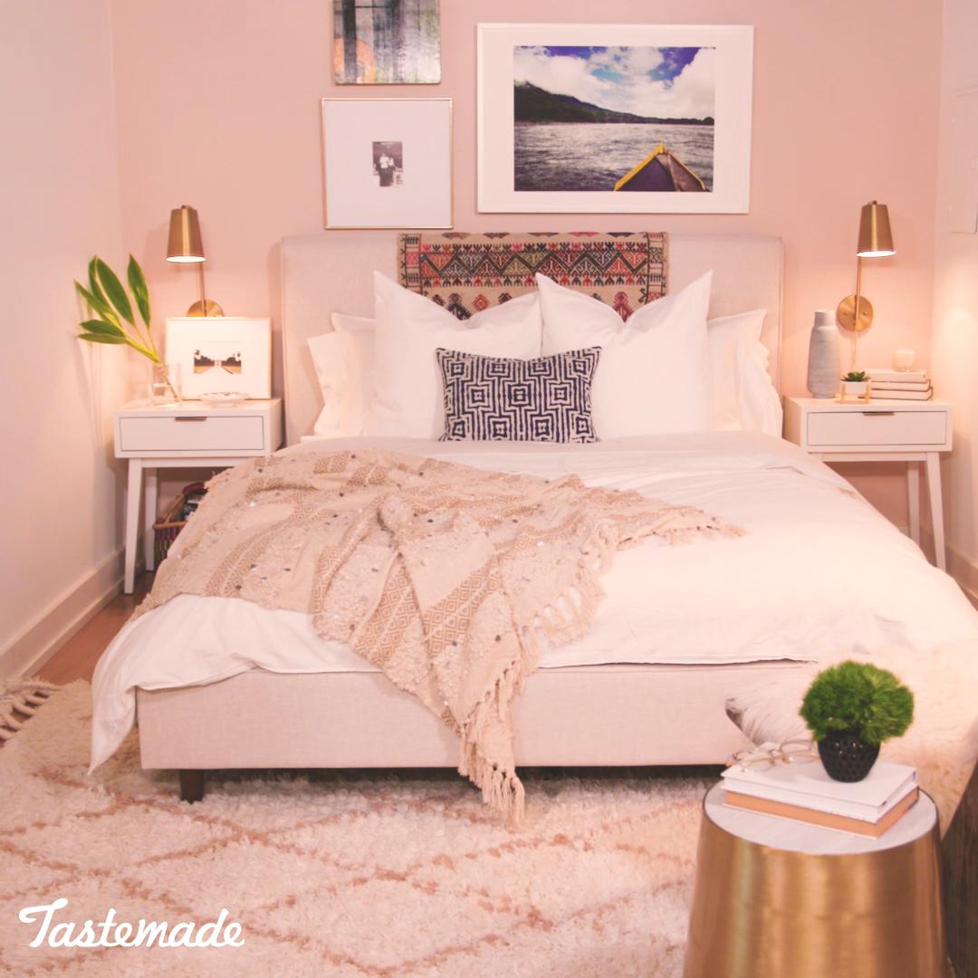48-hour Bedroom Transformation images