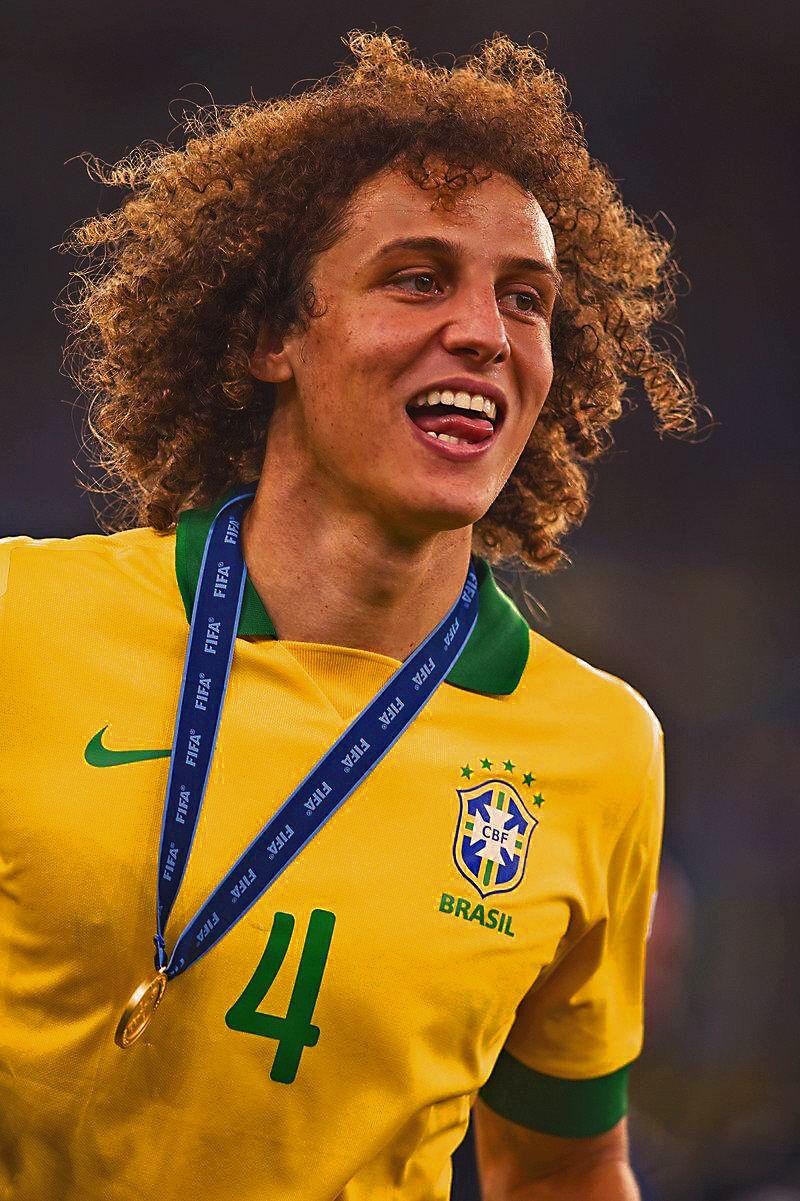 .David Luiz :)