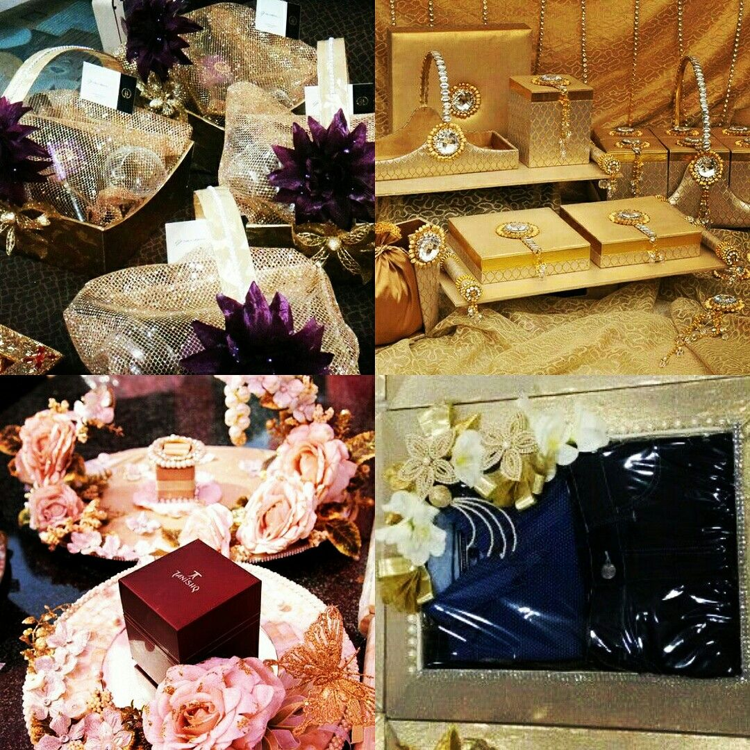 Wedding #trousseau Packing For Elegant Gifting To Your
