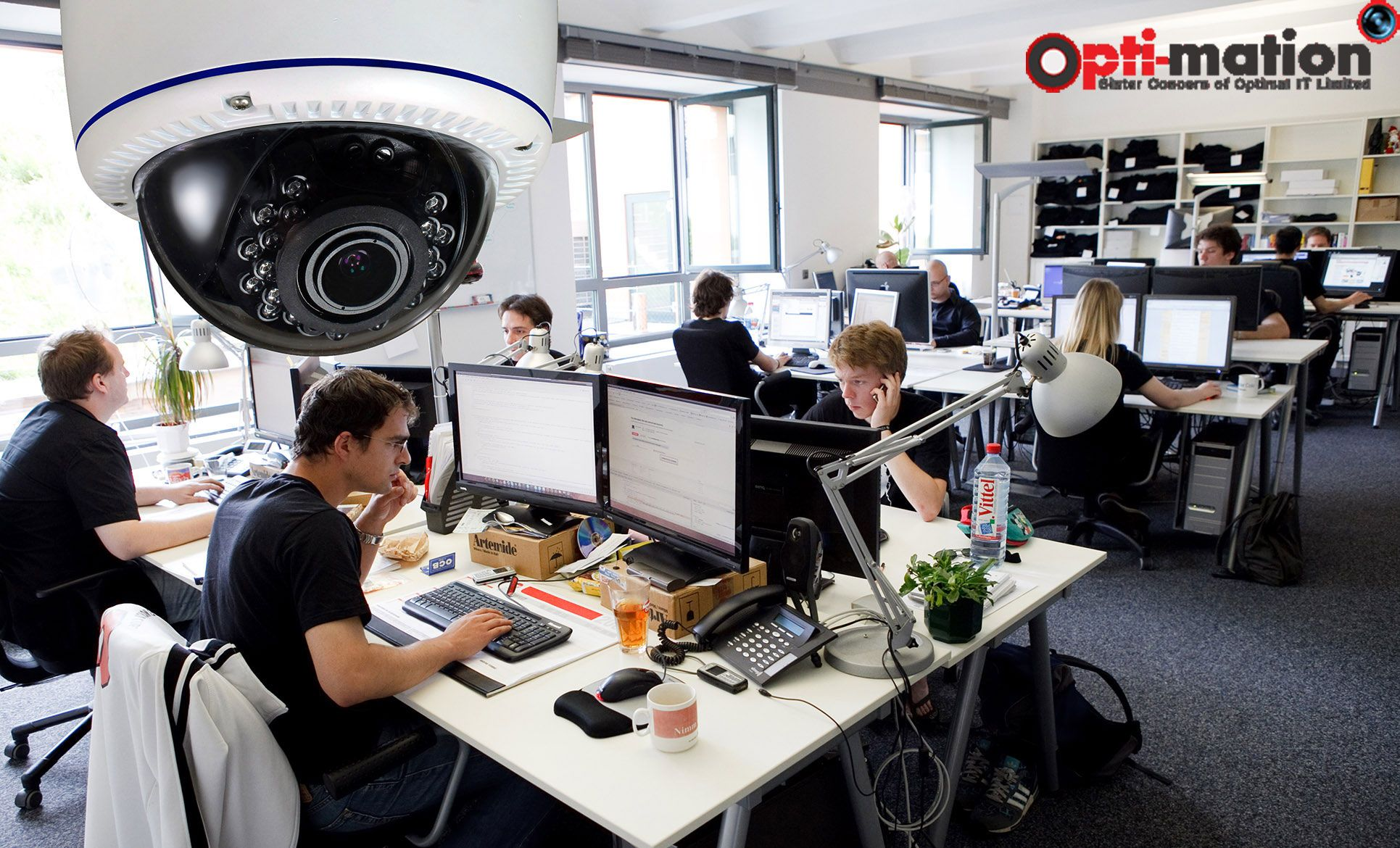 CCTV in the office 29