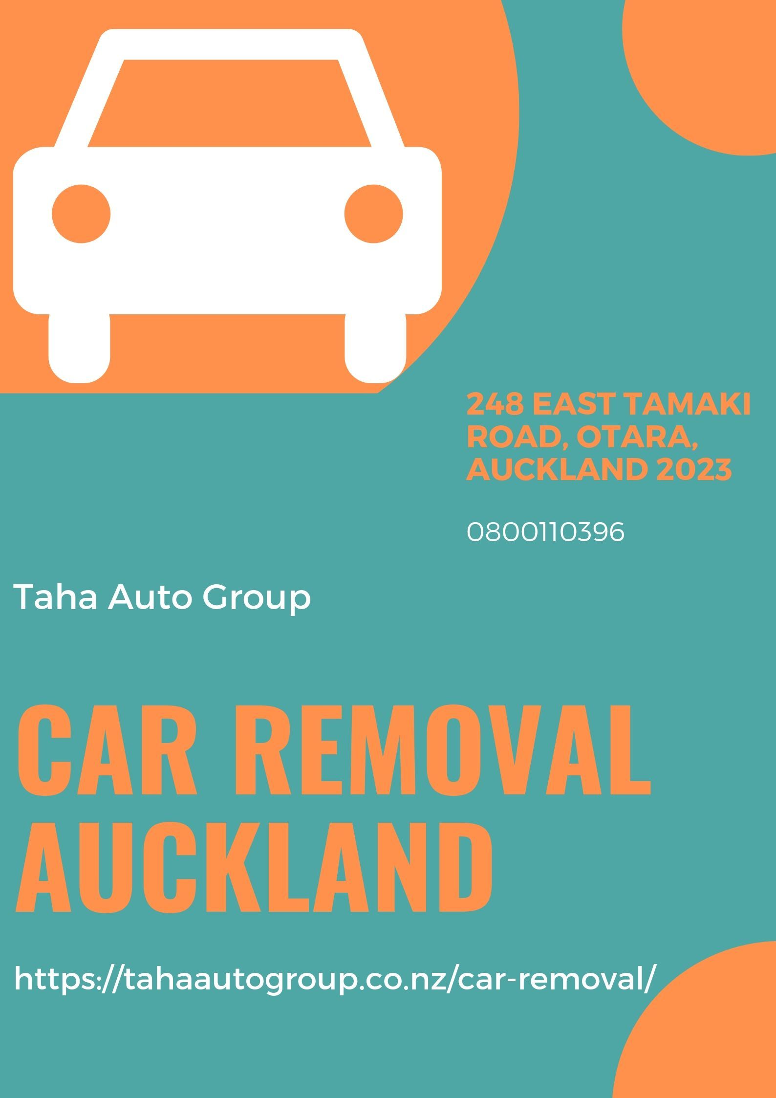 Taha Auto Group Gives The Best Car Removal In Auckland Those Who