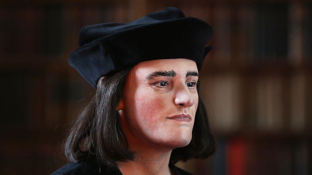 Tutkijat uskovat Rikhard III:n näyttäneen tältä. Copyright: Getty Images.