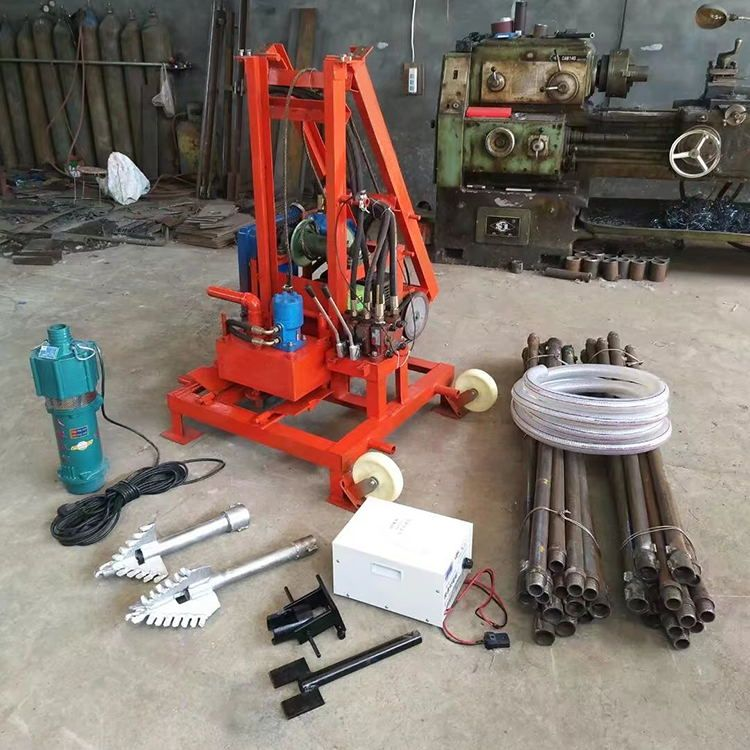 Find The Well Drilling Equipment From Sunmoy Technology Enables Superior Performance During Industri Water Well Drilling Well Drilling Water Well Drilling Rigs