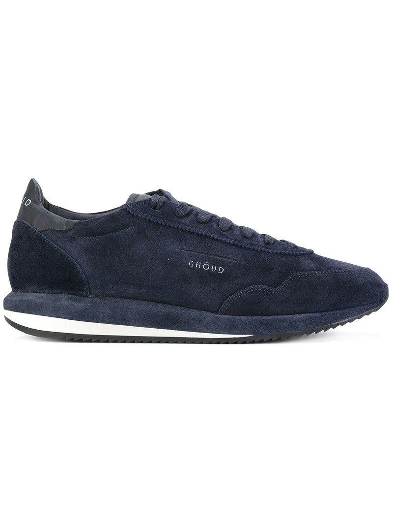 panelled sneakers - Blue Ghoud 3vDIgiJ