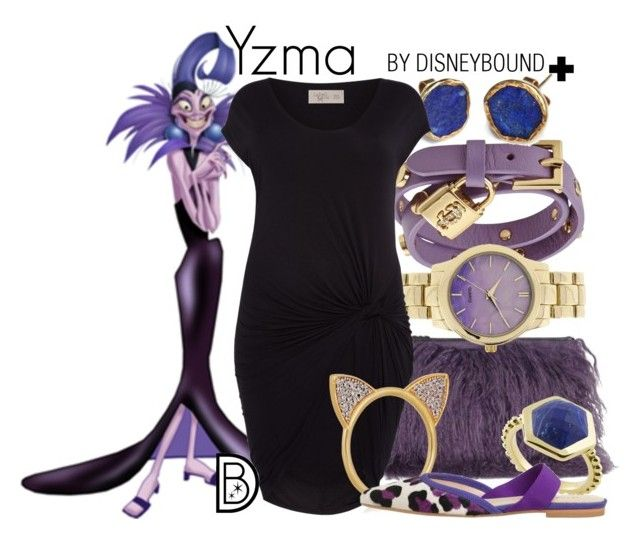 """""""Yzma +"""" by leslieakay ❤ liked on Polyvore featuring Juicy Couture, House of Holland, Label Lab, Aamaya by priyanka, Trisori, ANNA BAIGUERA, women's clothing, women, female and woman"""