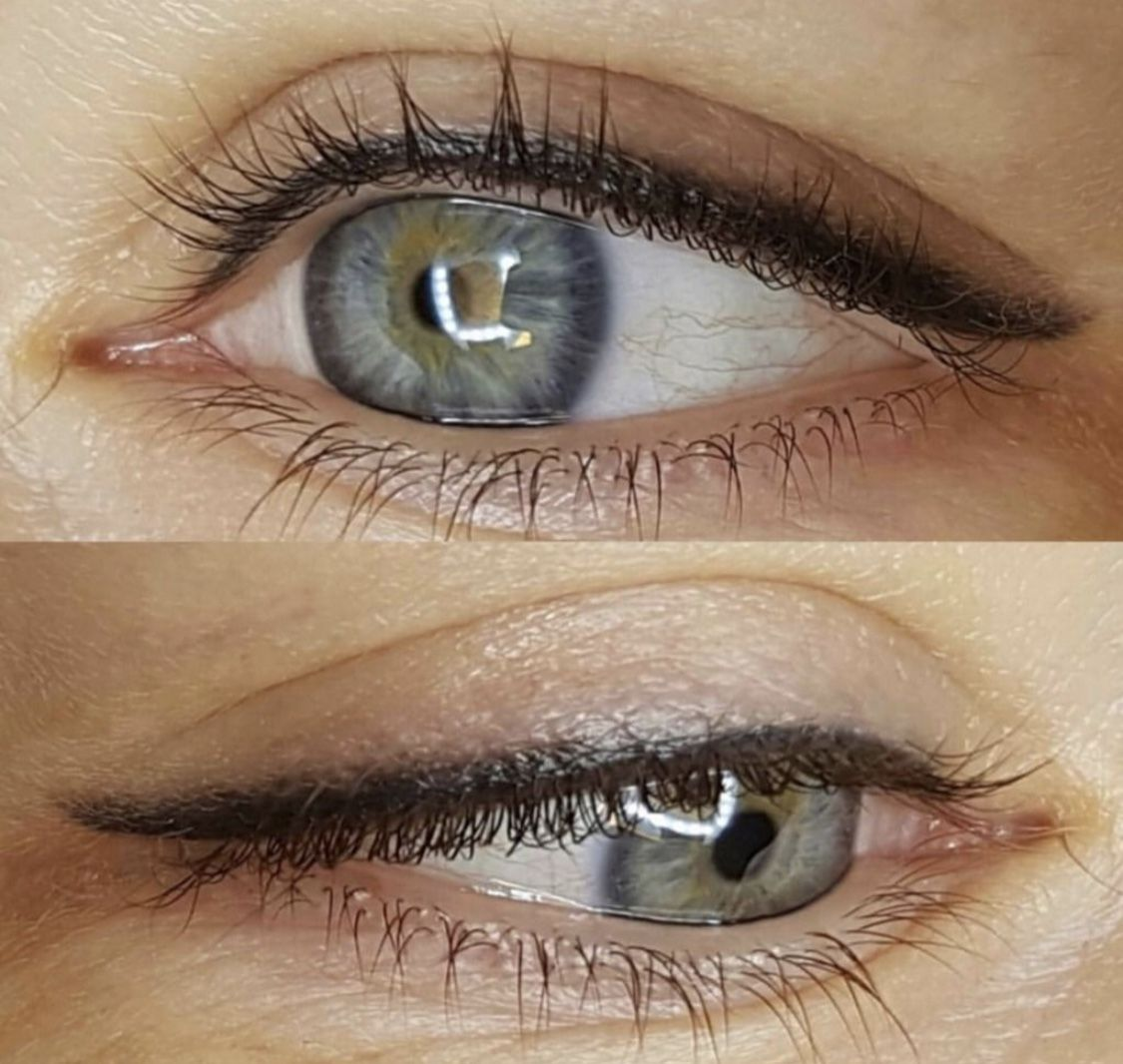Photo of Permanent Makeup Eyeliner in Fulton County, GA | Sara Justice