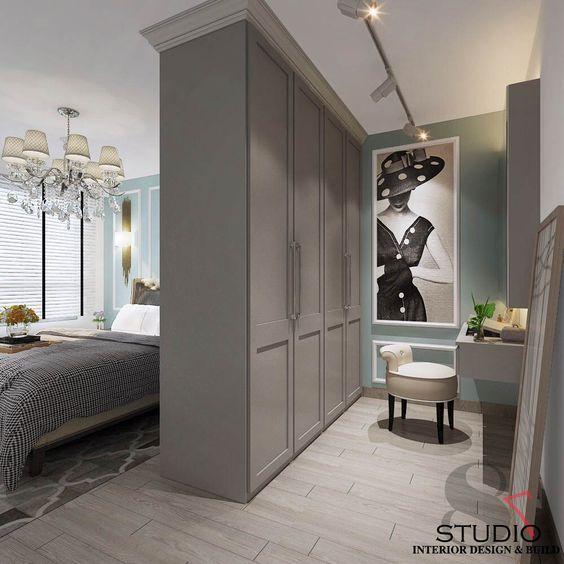 Un armario para separar ambientes   Remodelación de ...