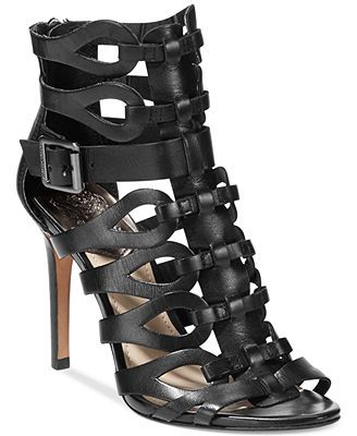 4534c0d128c Vince Camuto Ombre Gladiator High Heel Sandals-9.5  Black or Sandbar ...