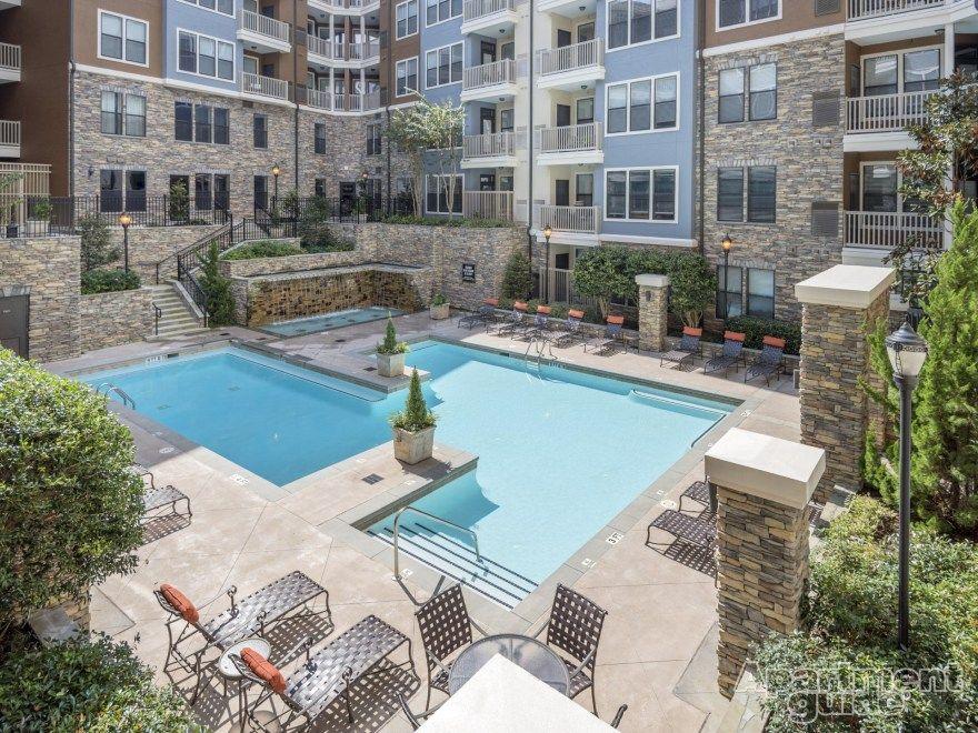 Allure At Brookwood Apartments Atlanta Ga 30309 Apartments For Rent Brookwood Apartments For Rent Outdoor