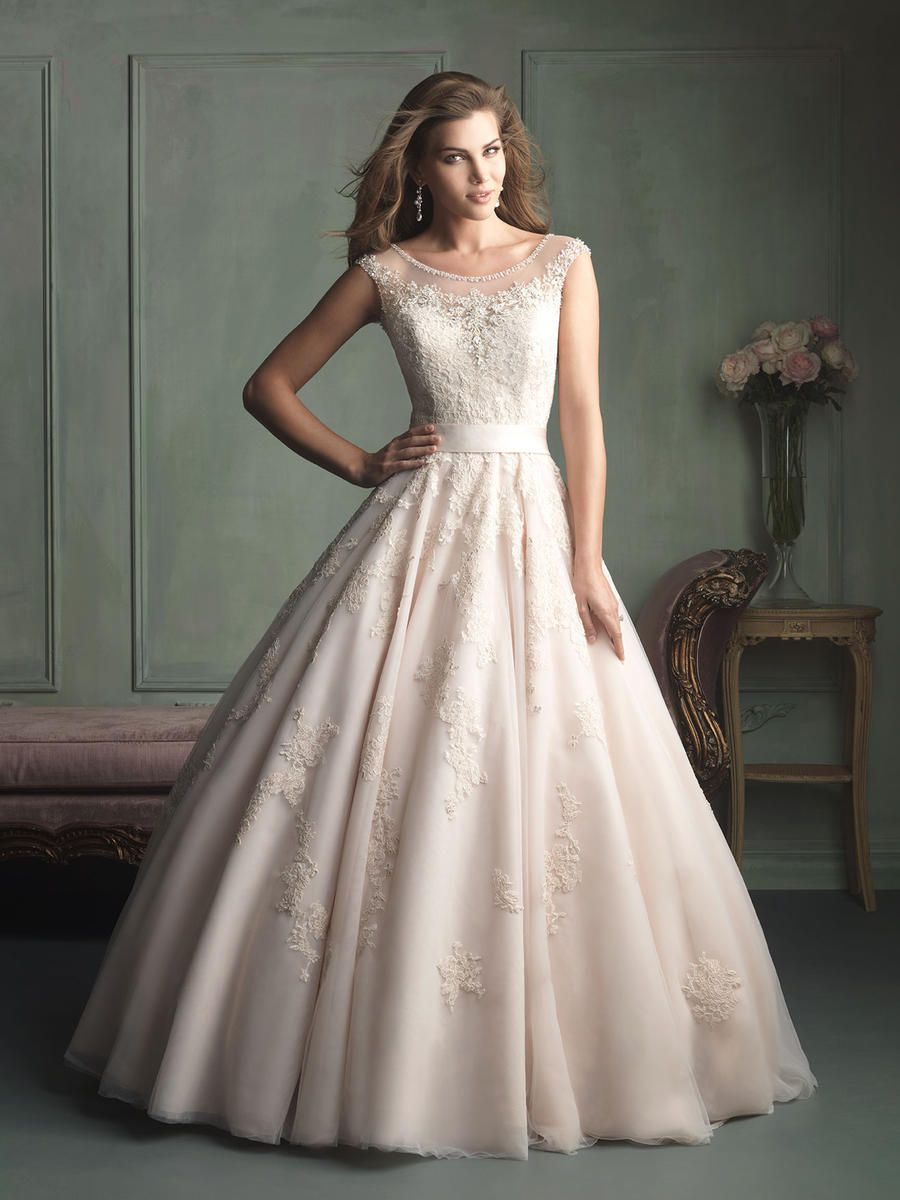 Allure Bridal Collection at South Clothiers in the Boone NC Mall ...