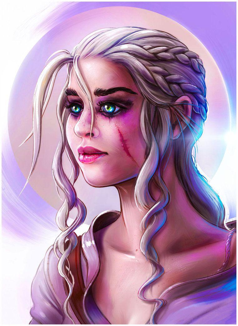 Ciri Targaryen by milkmindart | Game of Thrones | Pinterest ...