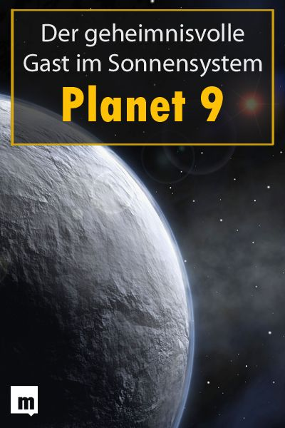 9. Planet Im Sonnensystem Entdeckt