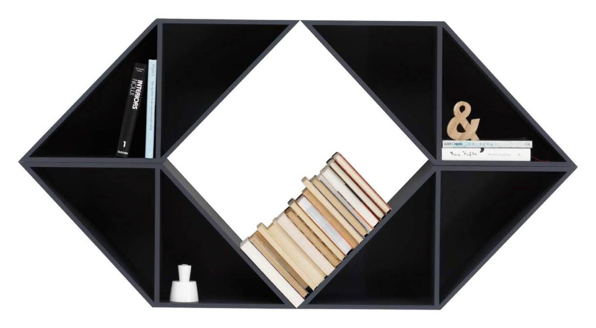Boconcept Bookcase: Contemporary Wall Systems