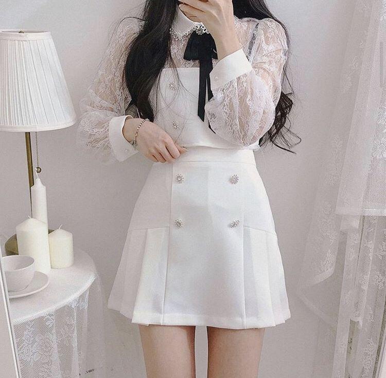 You As Idol Kpop Kpop Fashion Outfits Stylish Outfits Korean Fashion Dress