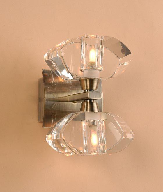 2 Aplique Casa de la luces de La cuero ALFAColecciones NnvmwO80
