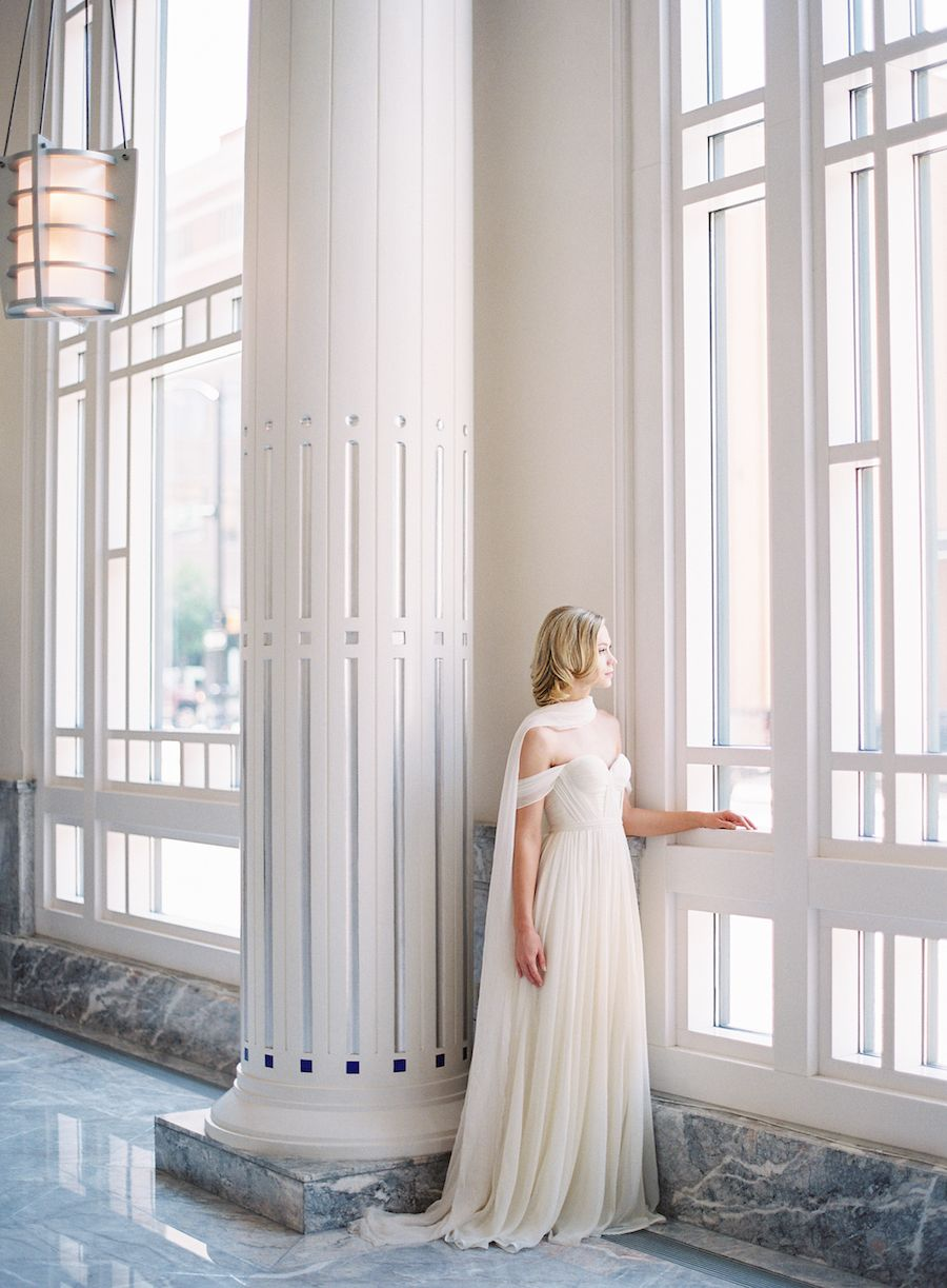 tatyana merenyuk wedding gown grace kelly inspired wedding at bass ...